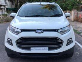 Ford EcoSport 1.5 TDCi Titanium MT 2014 for sale