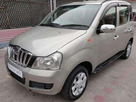 Used Mahindra Quanto car C4 MT  at low price