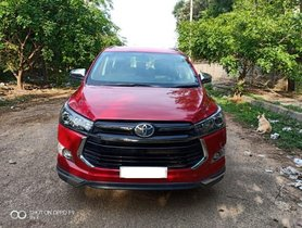 Used 2018 Toyota Innova Crysta Touring Sport AT for sale