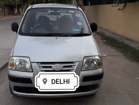 2011 Hyundai Santro Xing GL Petrol MT for sale in New Delhi