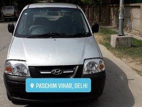2008 Hyundai Santro Xing GL Petrol MT  for sale in New Delhi