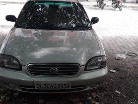 2005 Maruti Suzuki Baleno VXI Petrol MT for sale in New Delhi