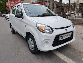 2018 Maruti Suzuki Alto 800 LXI Petrol MT for sale in New Delhi