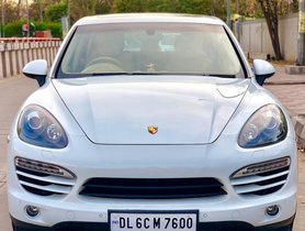 2014 Porsche Cayenne Diesel AT for sale in New Delhi