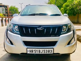 2016 Mahindra XUV 500 W10 Diesel MT for sale in Faridabad