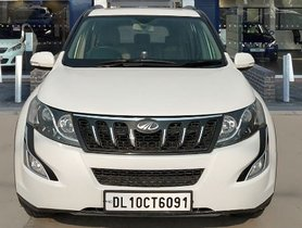 2016 Mahindra XUV 500 W10 Diesel MT for sale in New Delhi