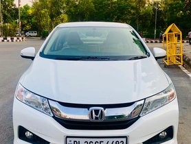 2016 Honda City V MT Petrol for sale in New Delhi
