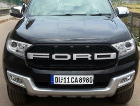 2017 Ford Endeavour 3.2 Titanium AT 4X4 Petrol AT for sale in New Delhi