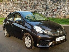 2017 Honda Amaze SX i VTEC Petrol MT  for sale in New Delhi