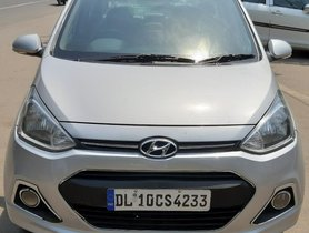 2014 Hyundai Xcent SX Optional Petrol AT for sale in New Delhi