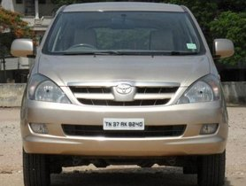 Toyota Innova 2.0 G2 MT for sale