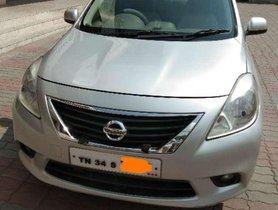 Used Nissan Sunny car MT at low price
