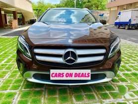 Used Mercedes Benz GLA Class car MT at low price