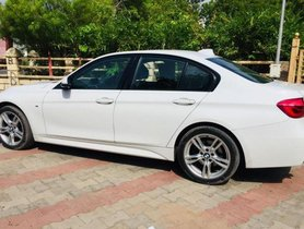 BMW 3 Series 320d M Sport AT 2016 for sale