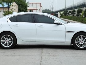 Used Jaguar XE Prestige AT car at low price