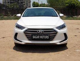 Used Hyundai Elantra 2.0 SX Option AT car at low price