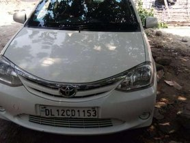 Used 2012 Toyota Etios MT  for sale