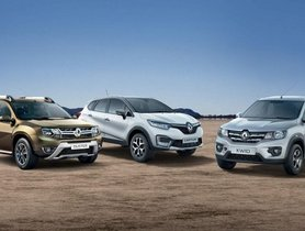 Renault To Cease Production Of Diesel-powered Vehicles From 2020 In India