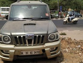 Used Mahindra Scorpio S8 8 Seater MT 2010 for sale