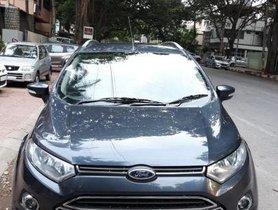Used Ford EcoSport 1.5 DV5 MT Titanium Optional 2013 for sale