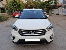 Hyundai Creta 2017 1.6 SX AT for sale
