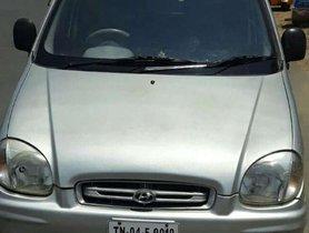 Hyundai Santro, 1999, LPG MT for sale