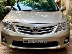Used 2010 Toyota Corolla Altis 1.8 G MT for sale