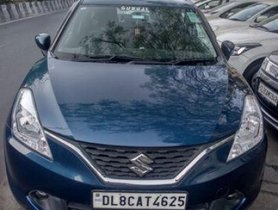 2018 Maruti Suzuki Baleno Delta MT for sale at low price