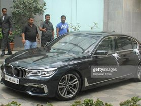 Arpita Khan and Ayush Sharma's BMW 7-Series Now Available For Sale