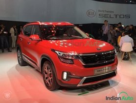 Kia Seltos India Launch in August, Officially Unveiled