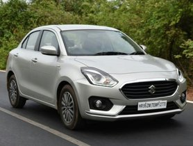 Maruti Dzire Prices Increased, Gets New Safety and Emission Upgrades