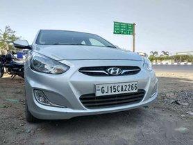 2011 Hyundai Fluidic Verna MT for sale