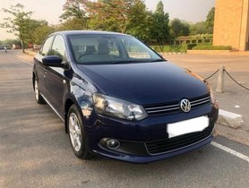 Used Volkswagen Vento 1.2 TSI Highline AT car at low price