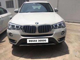 Used BMW X3 car AT at low price