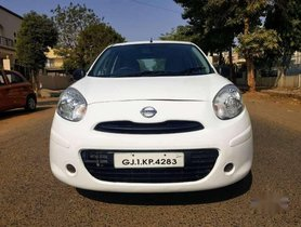 Used Nissan Micra car XL MT at low price