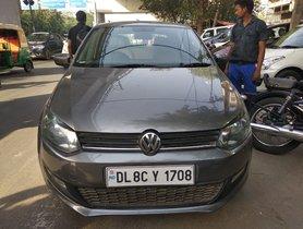 2013 Volkswagen Polo Highline Petrol MT for sale in New Delhi