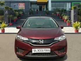 2015 Honda Jazz 1.2 i VTEC Petrol MT for sale in New Delhi