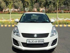 2017 Maruti Suzuki Swift LDI Diesel MT in New Delhi