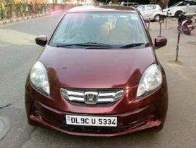 2013 Honda Amaze S iDTEC Diesel MT for sale in New Delhi