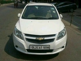 Used 2014 Chevrolet Sail 1.2 Petrol MT Hatchback low price