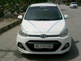 2015 Hyundai Grand i10 Diesel MT for sale in New Delhi