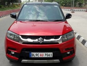 2016 Maruti Suzuki Vitara Brezza ZDI PLus Tone Diesel MT for sale in New Delhi