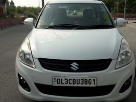 2012 Maruti Suzuki Swift Dzire VXI Petrol MT for sale in New Delhi