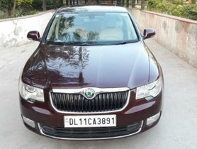 2014 Skoda Superb Elegance 1.8 TSI AT Petrol for sale in New Delhi