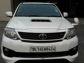 2013 Toyota Fortuner 4x4 LImited Edition Diesel MT for sale in New Delhi
