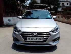 2018 Hyundai Verna 1.6 CRDi AT SX Diesel for sale in New Delhi