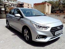 2018 Hyundai Fluidic Verna 1.6 VTVT SX OptionPetrol MT for sale in New Delhi