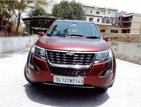 2018 Mahindra XUV 500 W11 O Diesel MT for sale in New Delhi