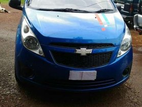 Used Chevrolet Beat car PS MT at low price