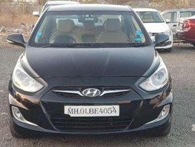 Hyundai Fluidic Verna 1.6 CRDi SX AT, 2012, Diesel for sale